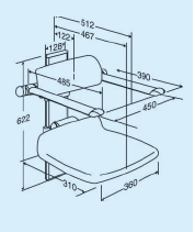 asiento altura regulable R7151  2
