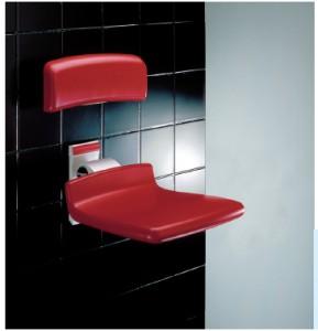 asiento y respaldo de ducha r7010