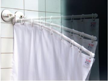 cortina blanca
